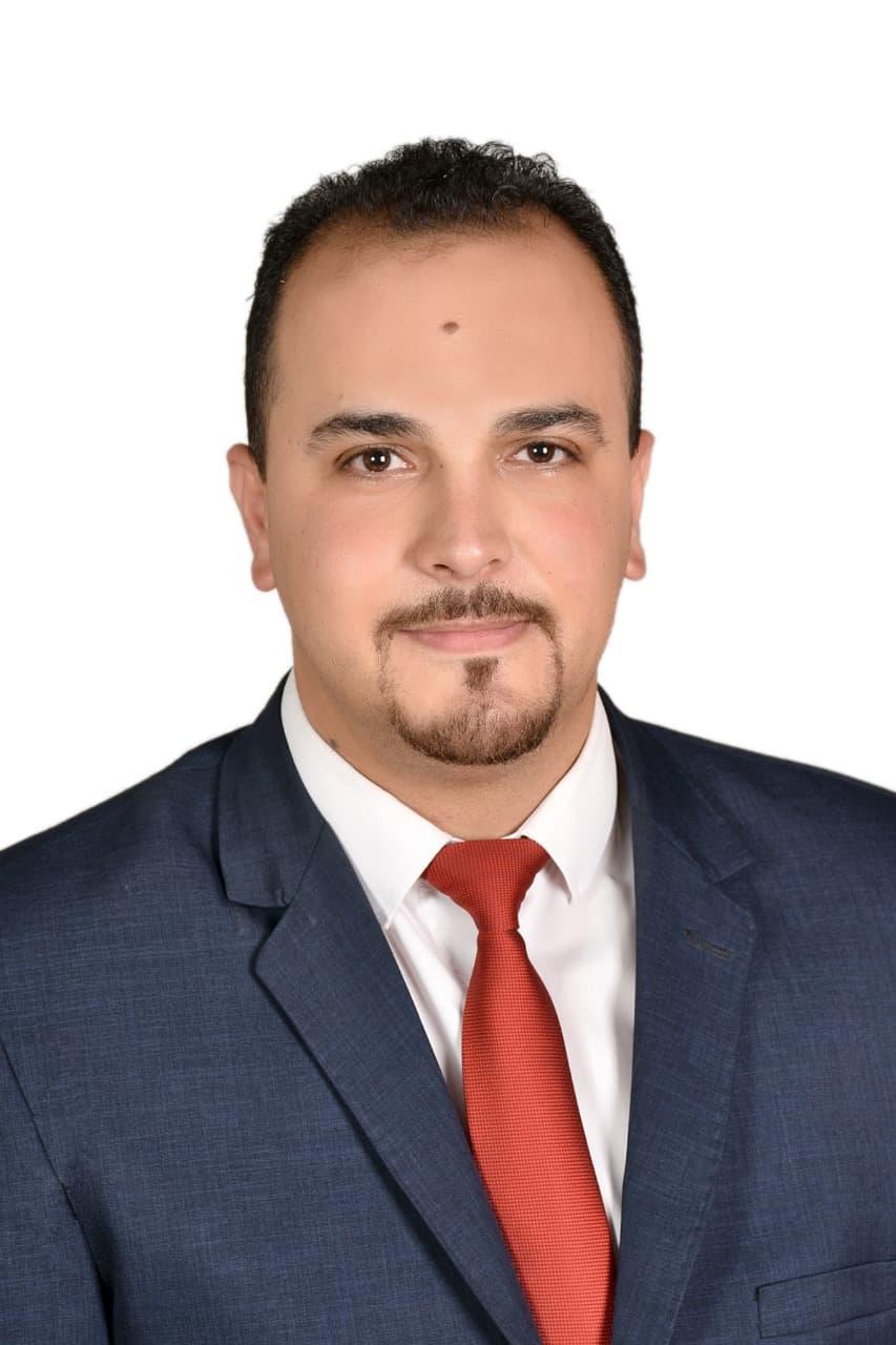 المحامي الأستاذ  عبدالله نواف
